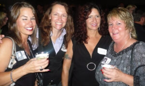 Gail Anderson Jacquie Bevens Nancy Georgiff and Holly Theis
