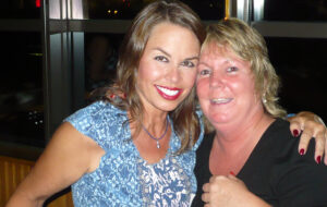 gail Anderson and Holly Thies